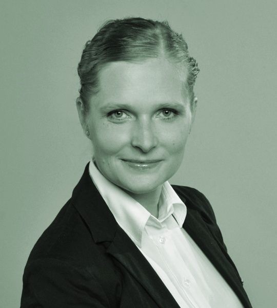 Klaudia Błach-Morysińska, attorney at law, patent attorney