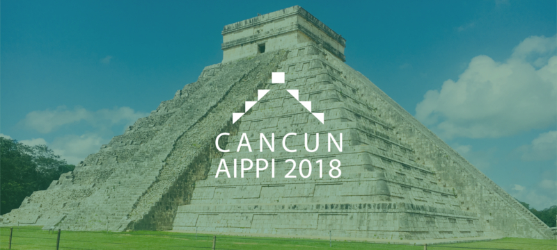 Zaborski, Morysiński na AIPPI World Congress w Cancun